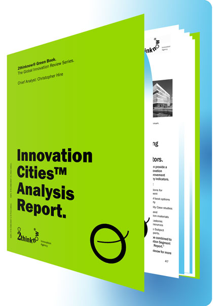 Global Report, City Report the Innovation Cities Analysis report
